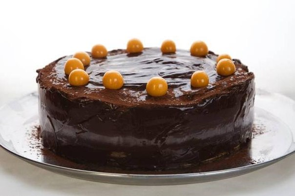 Пражский торт пошаговый рецепт со сгущенкой рецепт