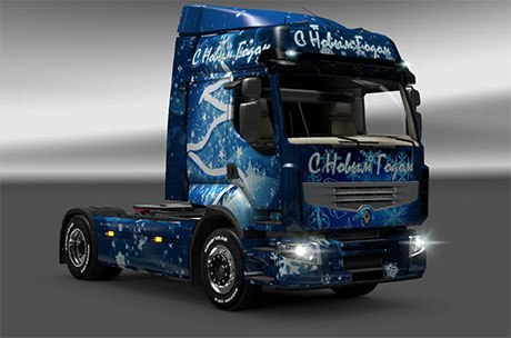Установка Файл scs кидаем в Мои документы/Euro Truck Simulator 2/mod