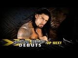 Roman Reigns' WWE Debut