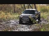 Тест Драйв Toyota Tacoma