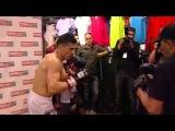 Cotto vs. Martinez- Sergio Martinez media workout highlight video