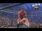 [WWE QTV[Cамці Савців]☆[WrestleMania XXI][21]John Cena vs John