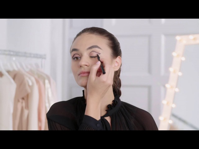 Видеоурок красоты стрелки оверсайз смотреть онлайн без регистрации