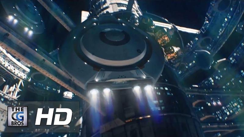 CGI VFX Showreels Lost In Space VFX Reel - by Embassy VFX    TheCGBros