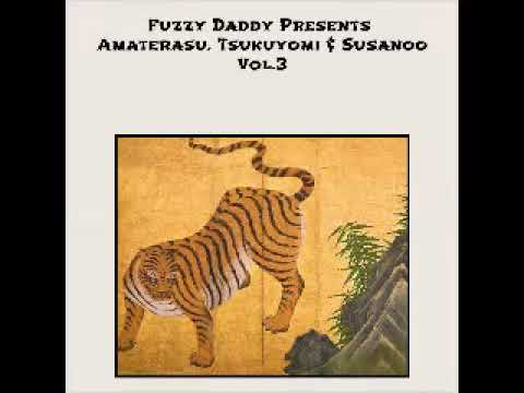 VA Fuzzy Daddy Presents Amaterasu Tsukuyomi Susanoo 3 70's Japan Psych Progressive Rock Music