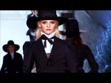Models - Magdalena Frackowiak + Ginta LaPina - Fall 2011 | FashionTV - FTV