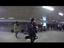 Выступление музыкантов в подземном переходе №3