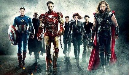 Гражданская война Marvel.