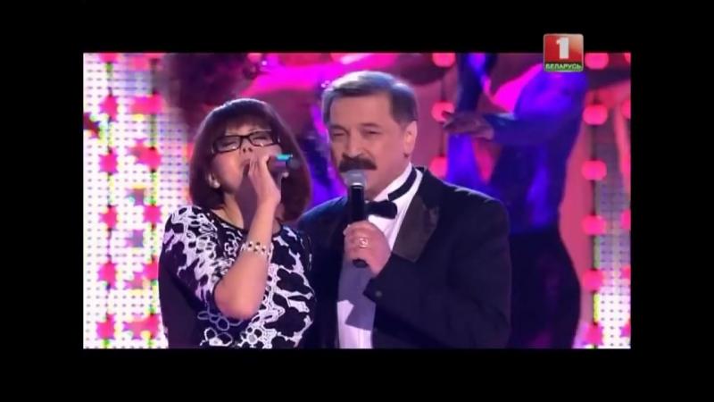 Ядвига Поплавская и Александр Тиханович родная