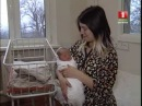 НОВОСТИ Регион - Первым новорожденным в новом году в Могилеве стала девочка © ТРК МОГИЛЕВ
