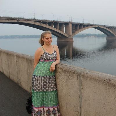 Анастасия Сибирцева