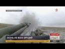 БМП-3 выполнили контрольные стрельбы на полигоне Прудбой