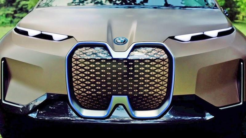 BMW Vision iNEXT (2021) BMW Next-Gen SUV