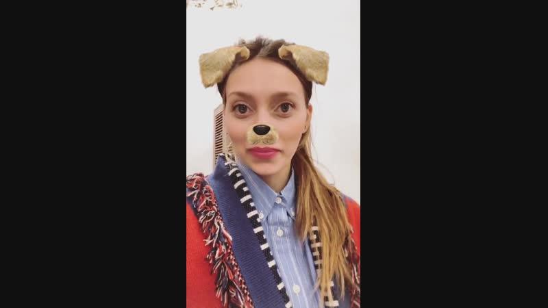 Регина Тодоренко-instastory(часть 3)