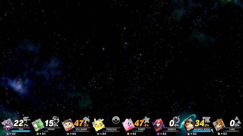 Super Smash Bros. Ultimate 4K 60FPS l No Commentary