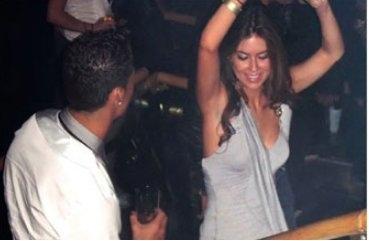 Роналду и Майорга в ночном клубе - фото 9-летней давности