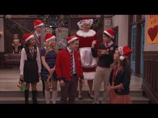 'Jingle Bells' 🔔 w/ the School of Rock Cast   School of Rock   Nick