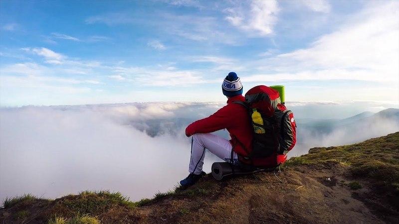 Рома Коваль покоряет вершины Украины от Говерлы до Поп Ивана. Черногорский хребет. Карпаты