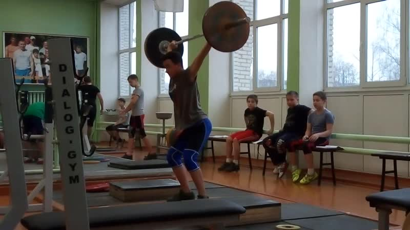 Максим Александров-07 гр-рывок кл с пл-45.48.50 кг, Даниил Горбаченко-05 гр-рывок кл. с пл.-45.50.55.58.61 кг.