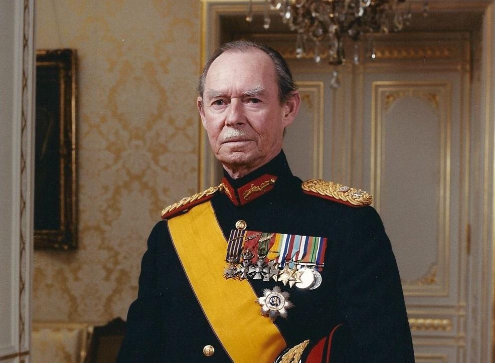 Умер Великий герцог Люксембургский Жан