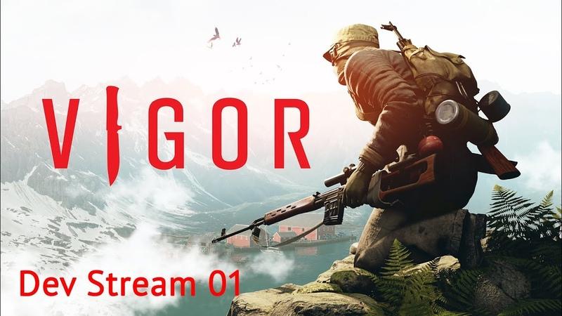 Vigor 🔪 Dev Stream 01