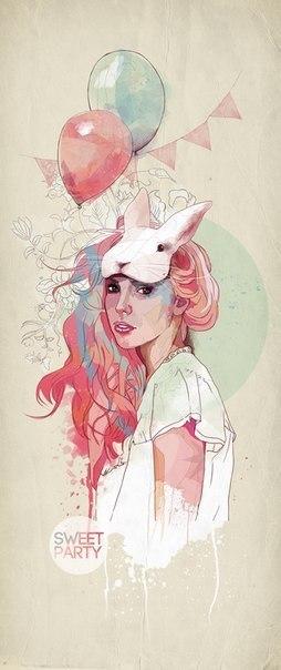 Иллюстратор Ariana Perez QfF2xCRkiUA