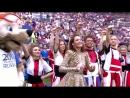 Торжественная церемония закрытия Чемпионата мира по футболу FIFA 2018 в России™