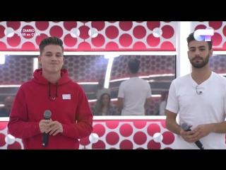 MANOS VACÍAS - Raoul y Agoney _ Primer pase de micros para la Gala 7 _ OT 2017