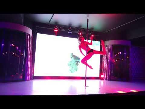 Анна Болоболенко. Студия танца NUT Новосибирск. 6.10.2018. Отчетный концерт