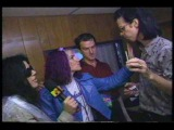 L7 Interview Bands At Lollapalooza 8-7-1994 Part 2
