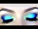 Intense Cool Blue Eye makeup Looks - Eye Makeup Inspiration