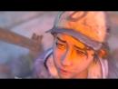 Clementine's hard way   Telltale Universe