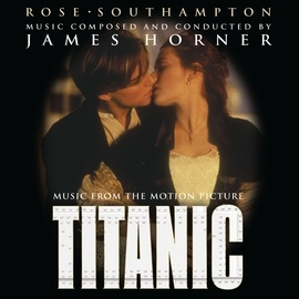 James Horner альбом Titanic: Music from the Motion Picture Soundtrack - European Commercial Single
