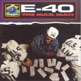 E-40 альбом The Mail Man