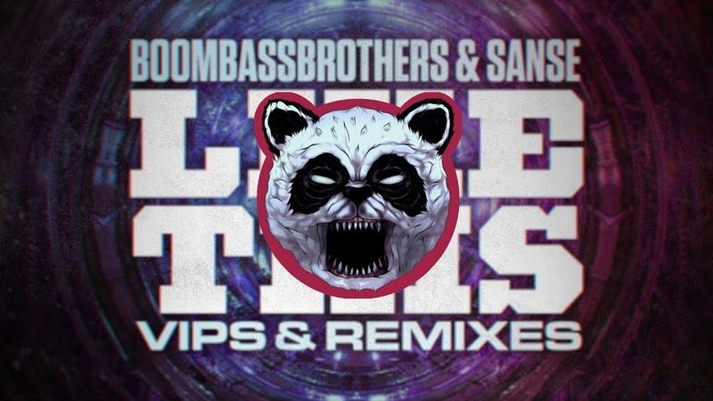 Boombassbrothers - Like This (Sanse Remix) [Anticlockwise Music]