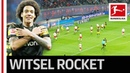 Witsel Stunner Fires Dortmund to Victory