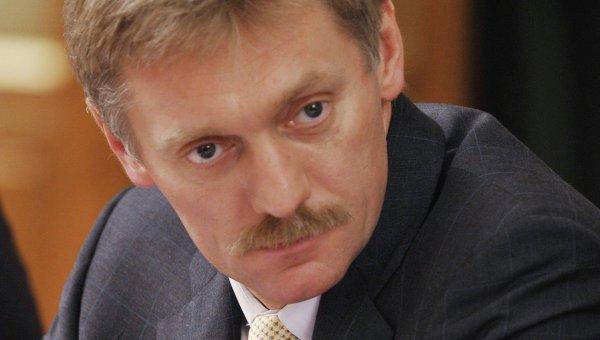 Дмитрий Песков: РФ обменивается с партнёрами мнениями по ситуации на нефтяном рынке