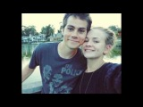 Dylan O'Brien and Britt Robertson Together
