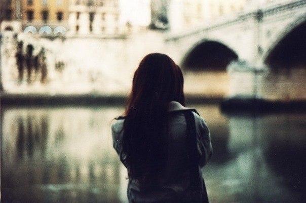 Тяжело любить того кто тебя не видит