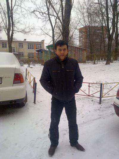 Yusuf Nomozov, 5 сентября 1989, Санкт-Петербург, id175276348