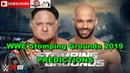 WWE Stomping Grounds 2019 United States Championship Samoa Joe vs Ricochet Predictions WWE 2K19