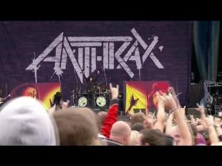 Anthrax - Sonisphere 2014