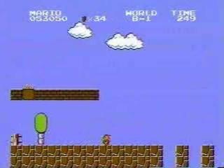 Super Mario Bros. Speed Run