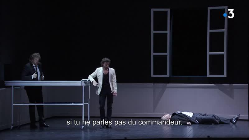 W A Mozart Don Giovanni K 527 Le Cercle de l'Harmonie Chœur du Théâtre des Champs Elysées Jérémie Rhorer
