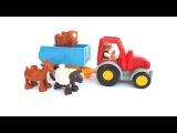 Çocuk şarkısı - Dedemin çiftliği var (Old MacDonald Had a Farm türkçe)