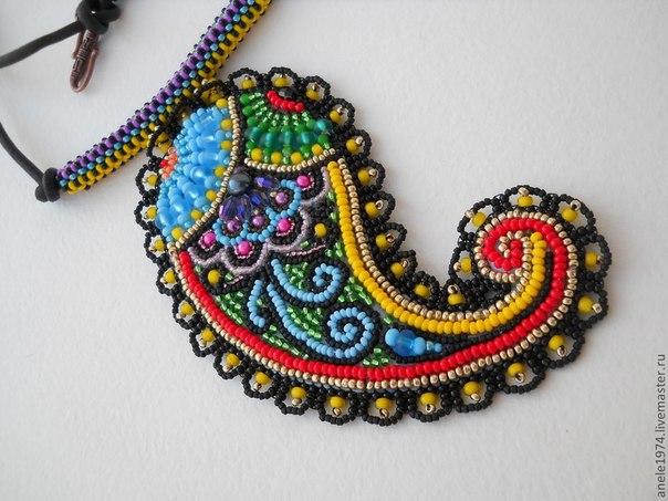 Индийские украшения мастер класс