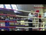 Vitalij Hurkou (Gurkov) Belarus vs Ismail Cevikbas (Turkiye) - European Muaythai Championship 2014, Cracow