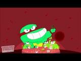 Черепашки Мутанты Ниндзя Team UP 2!Teenage Mutant Ninja Turtles