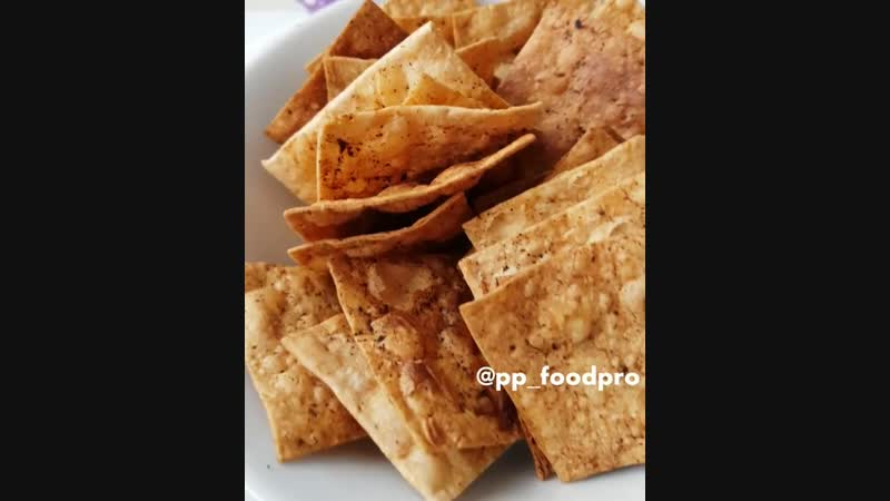 Мексиканские томатные ПП-чипсы