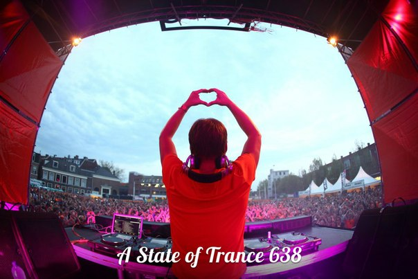 Armin van Buuren - A State of Trance Episode 638 (07-11-2013 ) [ASOT 638]